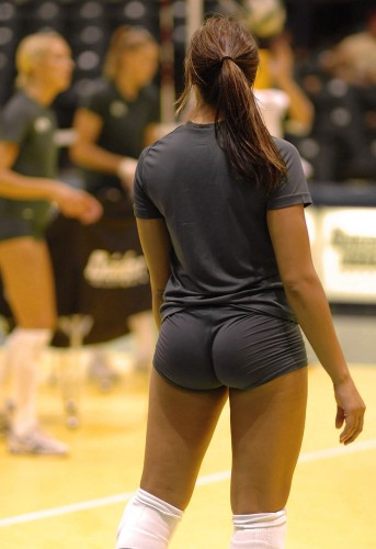 Nothing To Do With Scientology I Just Like Me Some Volleyball Ass